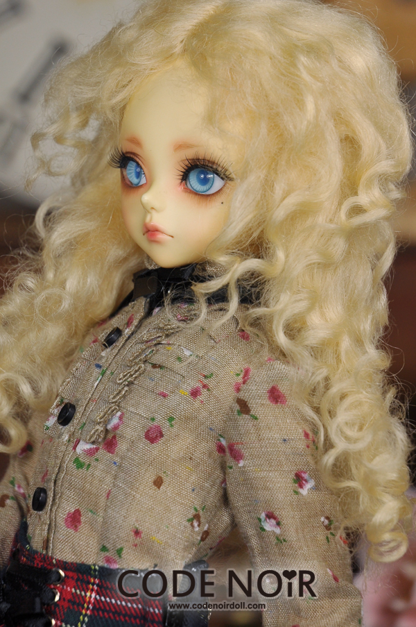 [Pre-Order May]CMW000010 Blond (MO HAIR)(M size)