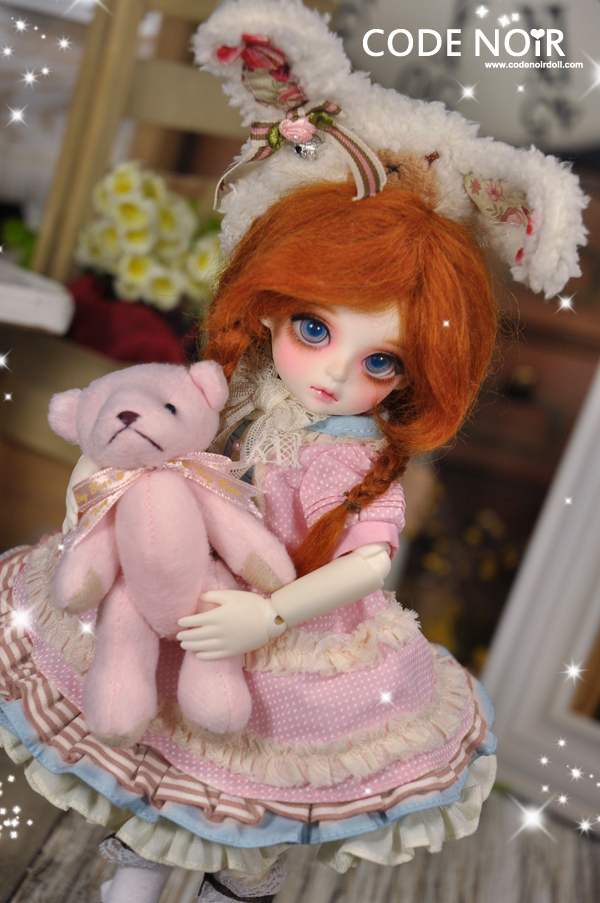 [Pre-Order May]CYD000004 Pink Candy Bear