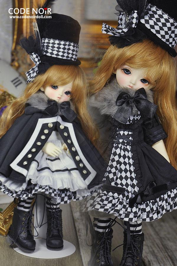[In Stock NOV]CYD000018 Alice Magic moment Black Ver.