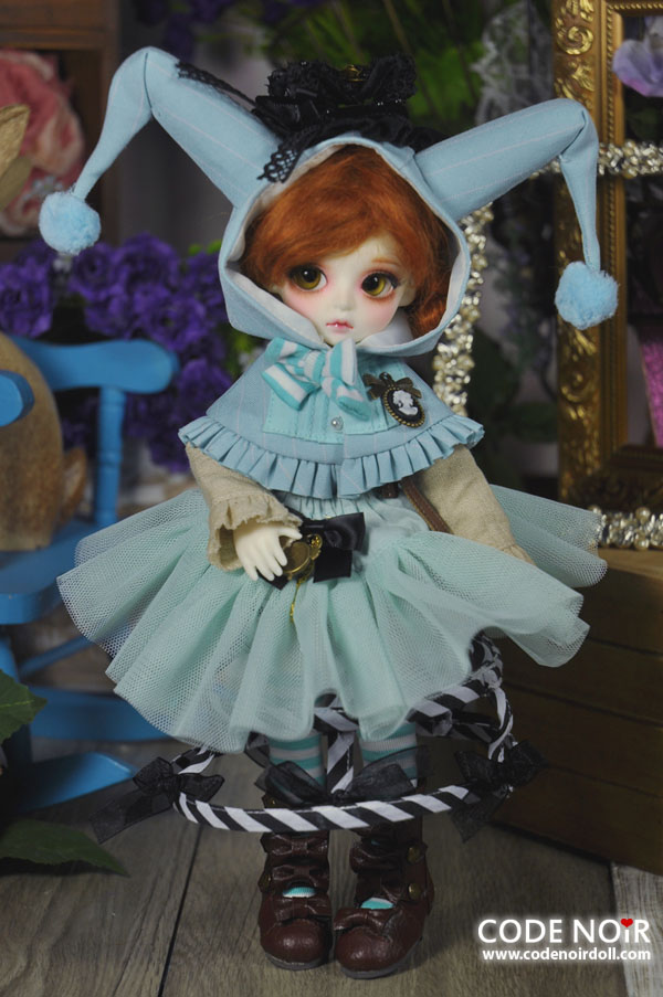 [In Stock]CYD000019 Girl Toy Clown BlUE Ver.